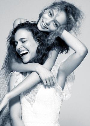 Natalie Portman and Lily-Rose Depp - Madame Figaro Magazine (August 2016)