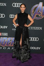 Natalie Portman - 'Avengers: Endgame' Premiere in Los Angeles