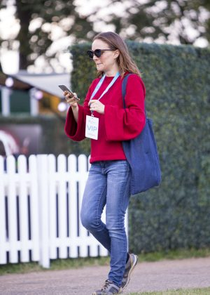 Natalie Portman - British Summer Time Festival 2016 in London
