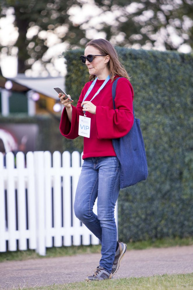 Natalie Portman - British Summer Time Festival 2016 in London