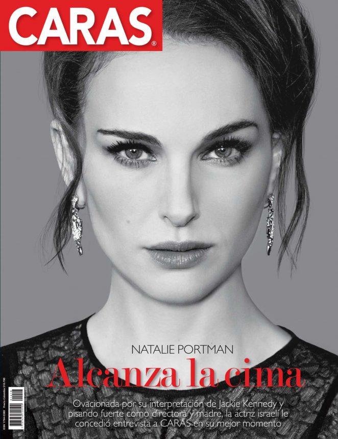 Natalie Portman – Caras Colombia Magazine (September 2016)