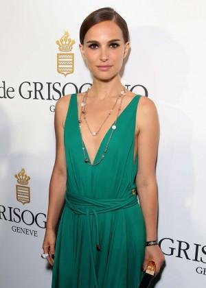 Natalie Portman - De Grisogono Party 2015 in Cannes