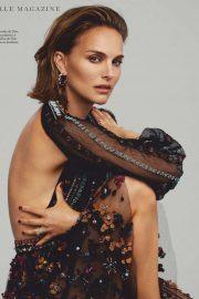 Natalie Portman - Elle Espana Magazine (December 2019)
