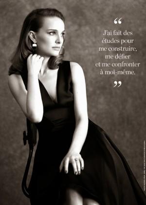 Natalie Portman - Elle France Magazine (January 2015)