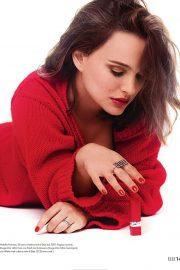 Natalie Portman - Elle Italy Magazine (November 2019)