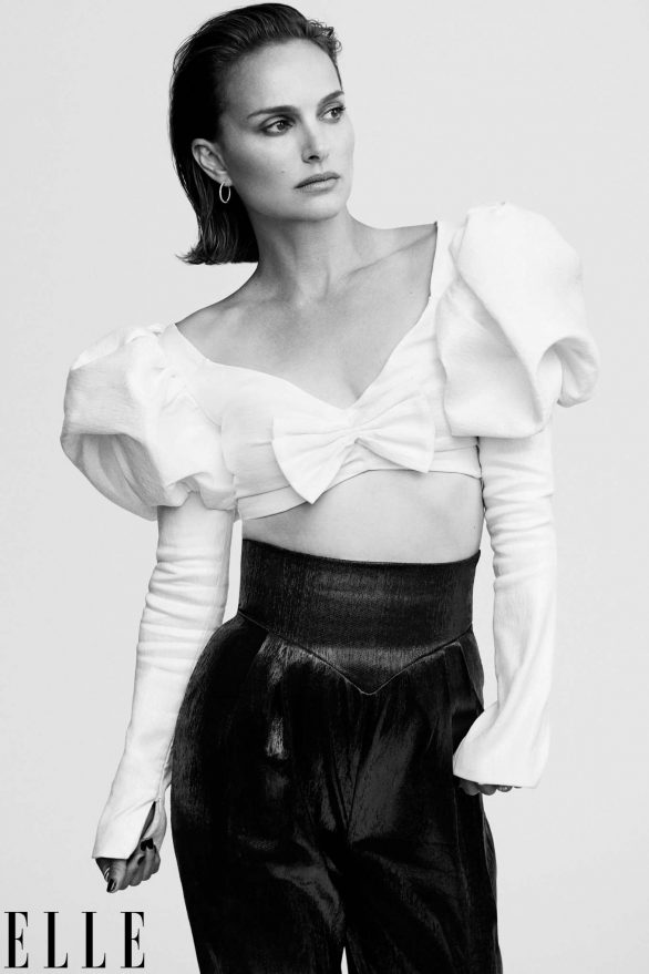 Natalie Portman  - Elle Magazine Women in Hollywood (November 2019)