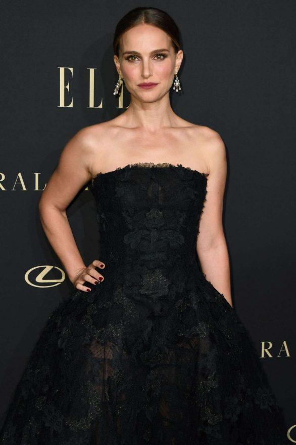 Natalie Portman - ELLE's 26th Annual Women in Hollywood Celebration in LA