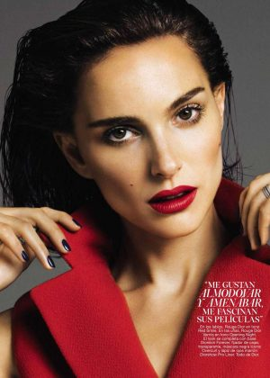 Natalie Portman - Glamour Spain Magazine (September 2016)  Natalie Portman