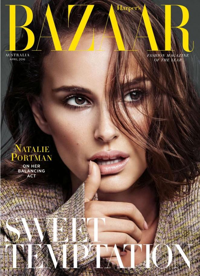 Natalie Portman - Harper's Bazaar Australia (April 2016)