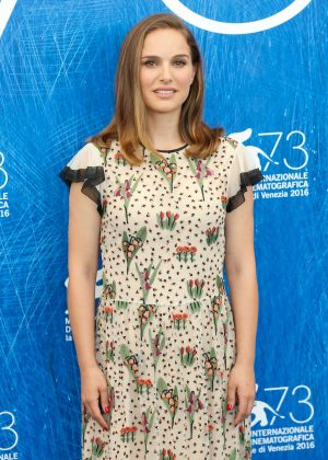 Natalie Portman - 'Jackie' Photocall at 73rd Venice Film Festival in Venice