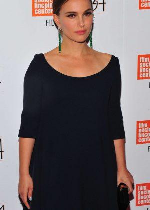 Natalie Portman - 'Jackie' Premiere in NYC