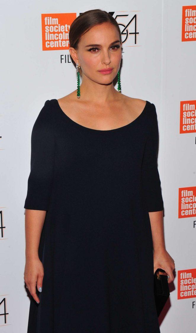 Natalie Portman – 'Jackie' Premiere in NYC