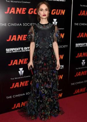 Natalie Portman - 'Jane Got A Gun' Premiere in NYC