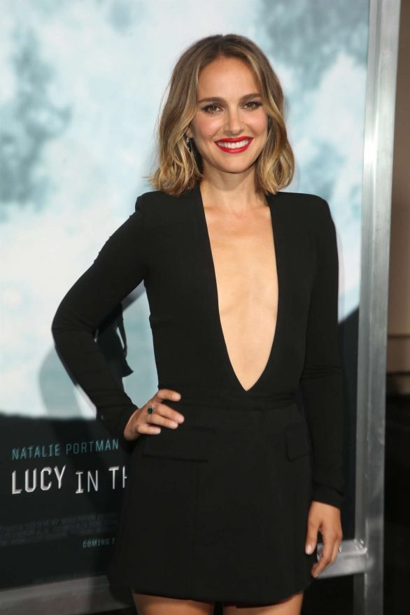 Natalie Portman - 'Lucy In The Sky' Premiere in Los Angeles