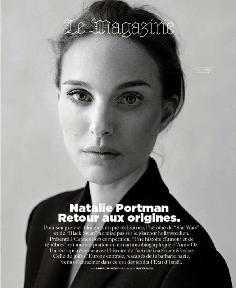 Top Natalie Portman: M Le Magazine du Monde 2015 -01 - GotCeleb IM38