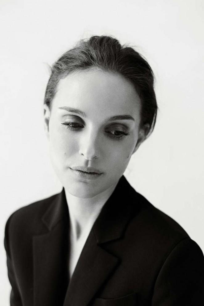 Natalie Portman: M Le Magazine du Monde 2015 -05