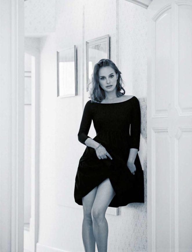 Natalie Portman – Madame Figaro Magazine (Septembre 2017 issue)
