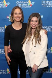 Natalie Portman - Make March Matter Fundraising Campaign Kick-Off in Los Angeles