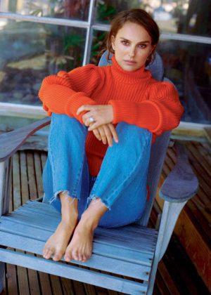 Natalie Portman - Marie Claire France Magazine (December 2016)