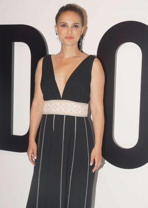 Natalie Portman - Miss Dior Perfume Party in Shanghai