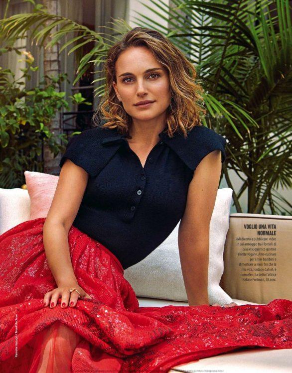 Natalie Portman - Natural Style Magazine (February 2020)