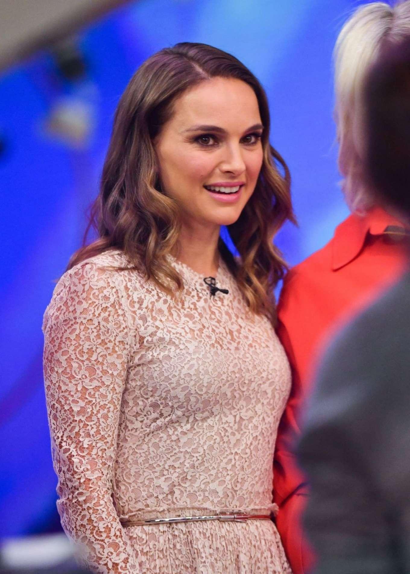 Natalie Portman 2018 : Natalie Portman: On Today Show -04