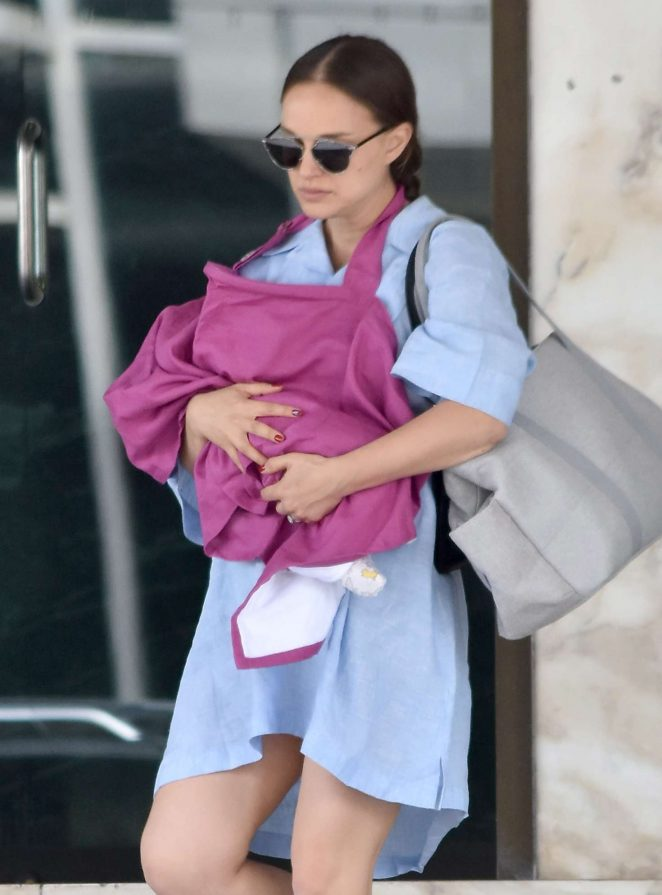 Natalie Portman - Out in Beverly Hills