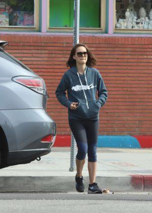 Natalie Portman - Out in Los Feliz