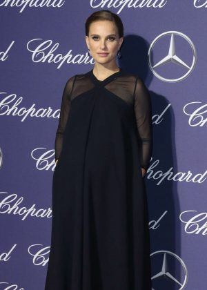 Natalie Portman - Palm Springs International Film Festival Awards Gala in Palms Springs
