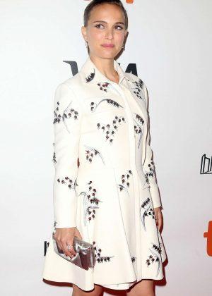 Natalie Portman - 'Planetarium' Premiere at 2016 Toronto International Film Festival