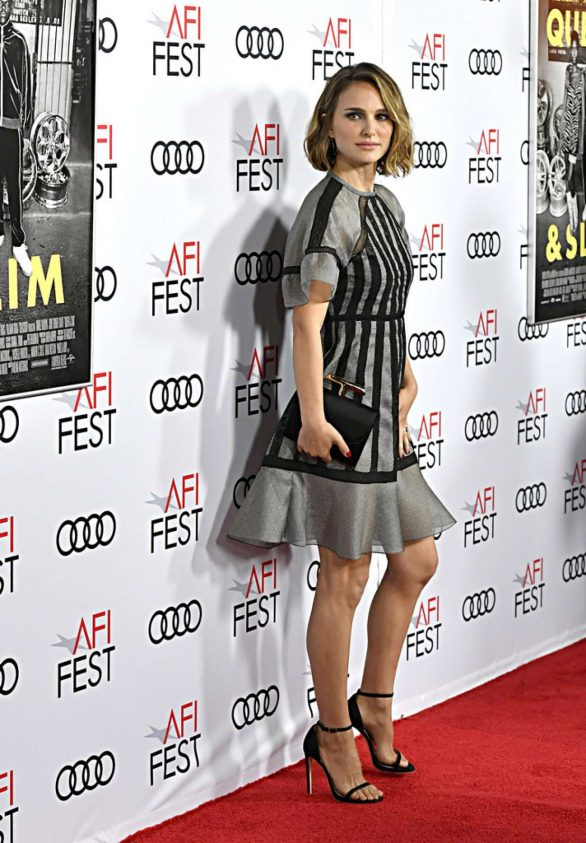 Natalie Portman - 'Queen and Slim' Premiere at AFI FEST 2019 in Hollywood