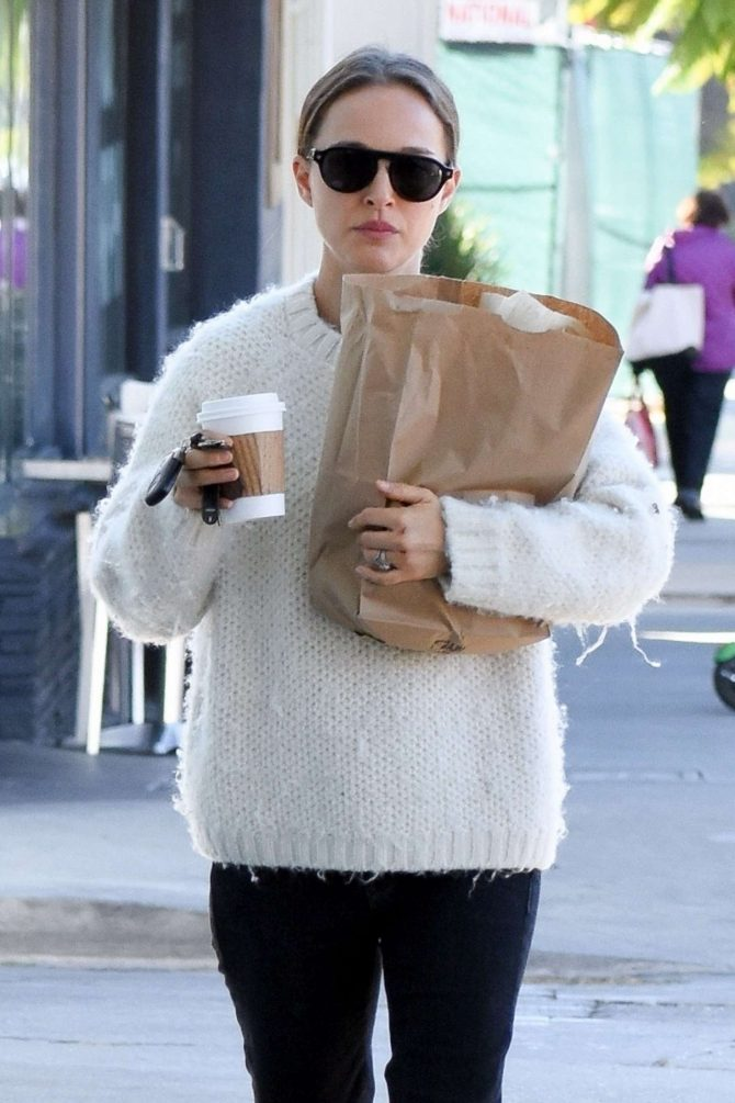 Natalie Portman – Shoping in Los Feliz