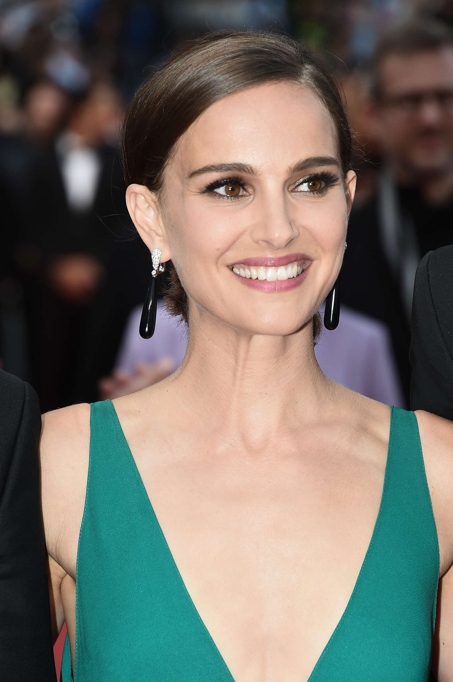 Natalie Portman 2015 : Natalie Portman: Sicario Premiere -02
