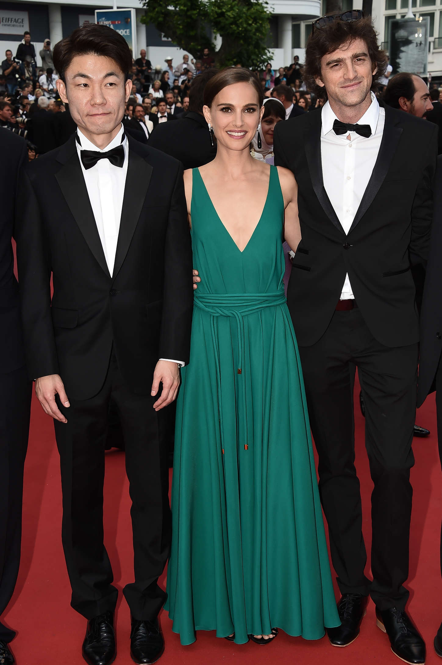 Natalie Portman 2015 : Natalie Portman: Sicario Premiere -03