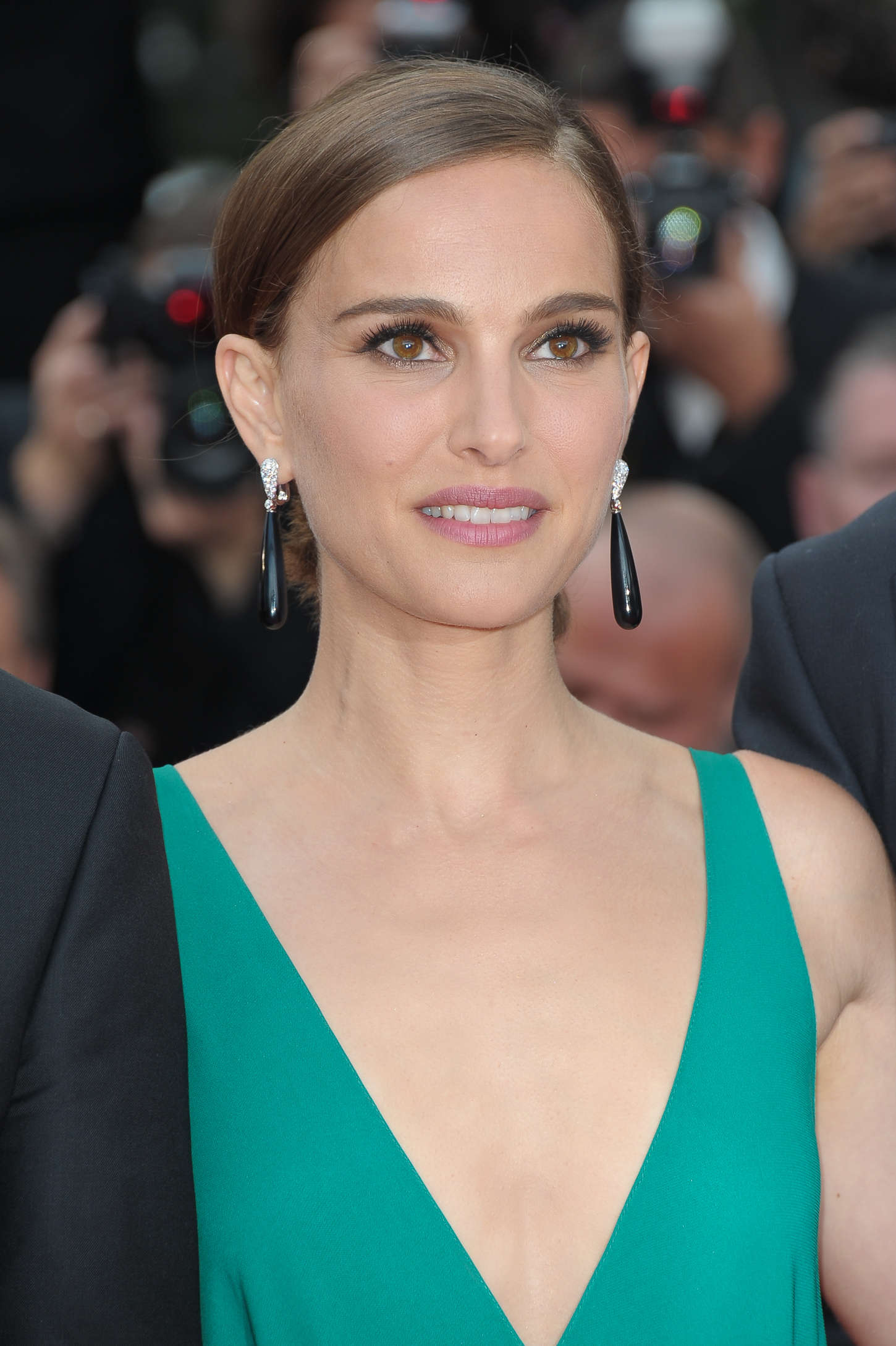 Natalie Portman 2015 : Natalie Portman: Sicario Premiere -06