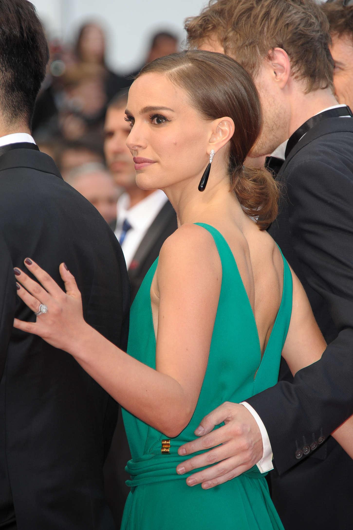 Natalie Portman 2015 : Natalie Portman: Sicario Premiere -08
