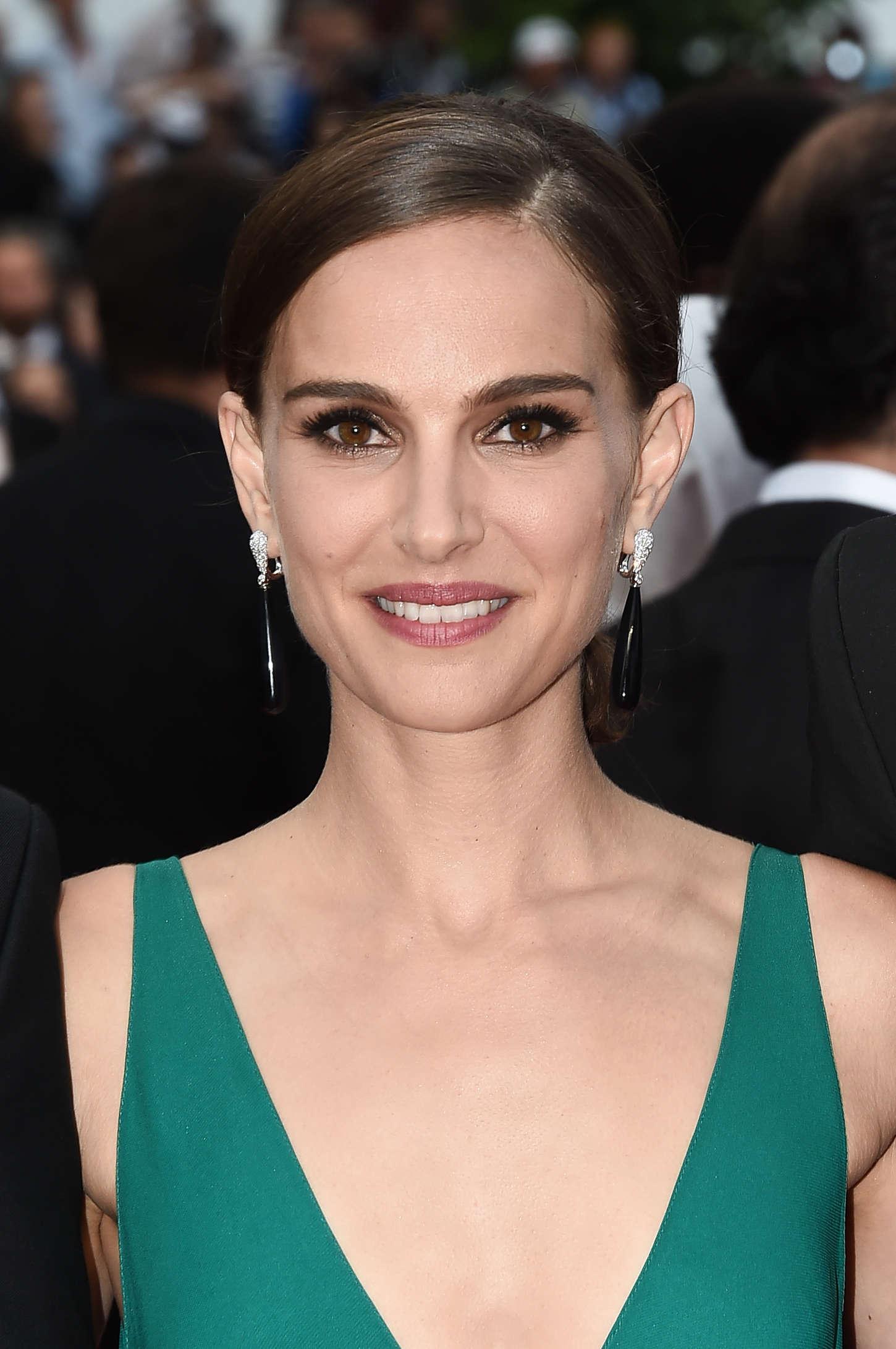 Natalie Portman 2015 : Natalie Portman: Sicario Premiere -10