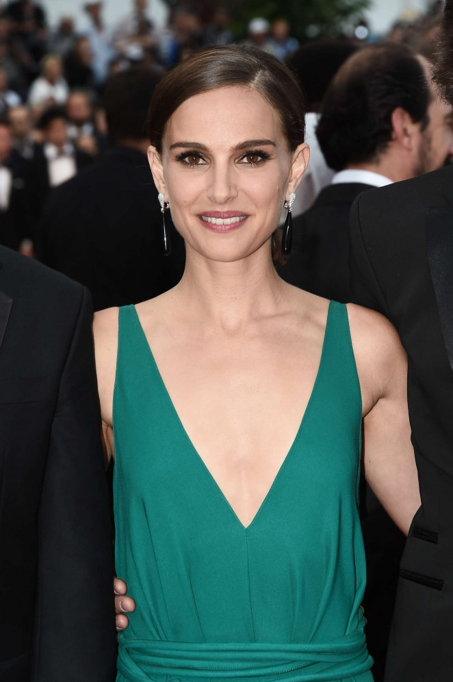 "Natalie Portman - ""Sicario"" Premiere in Cannes"