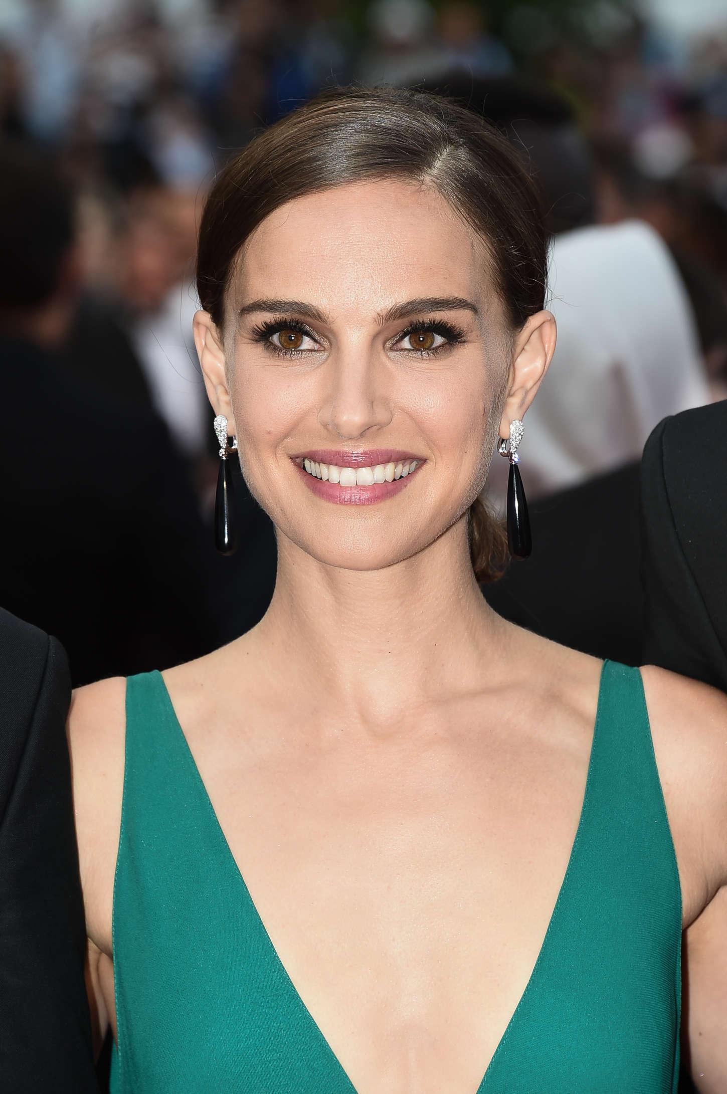 Natalie Portman 2015 : Natalie Portman: Sicario Premiere -15
