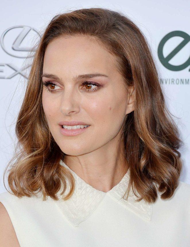 Natalie Portman - The Environmental Media Association Awards in Los Angeles