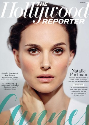 Natalie Portman - The Hollywood Reporter Cover (May 2015)
