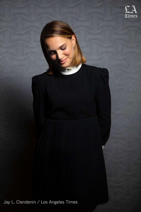 Natalie Portman - The Los Angeles Times (September 2019)