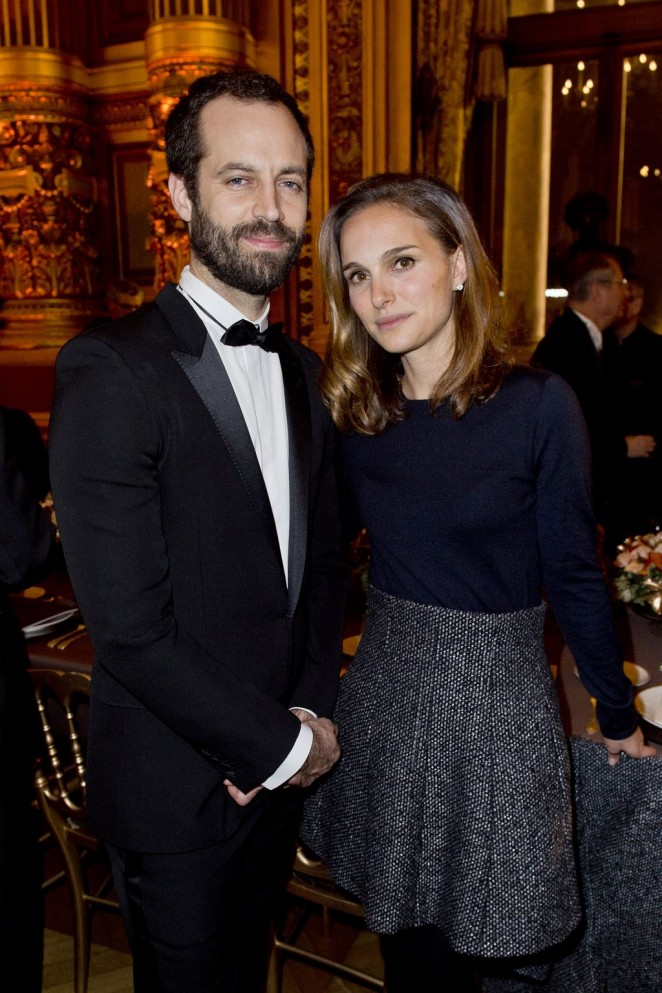 "Natalie Portman - ""The Pasteur Weizmann Institute 40th Anniversary Celebration"" in Paris"