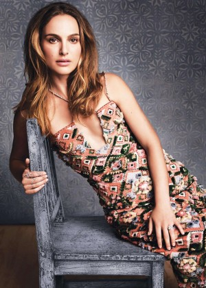 Natalie Portman - The Singapore Women's Weekly (October 2015)