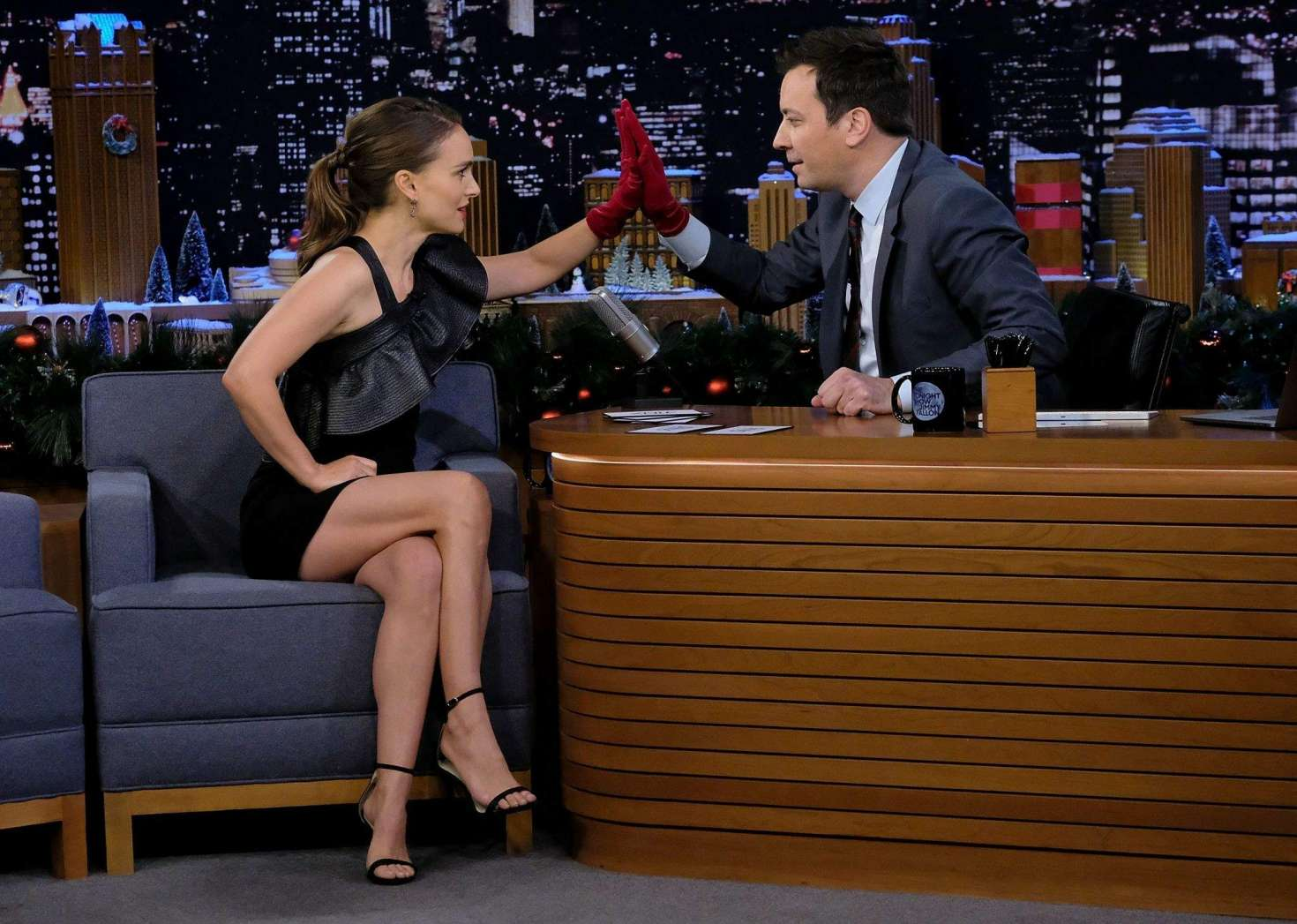 Natalie Portman 2018 : Natalie Portman: The Tonight Show Starring Jimmy Fallon -03