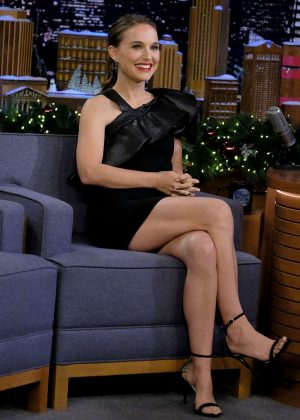 Natalie Portman - 'The Tonight Show Starring Jimmy Fallon' in NYC