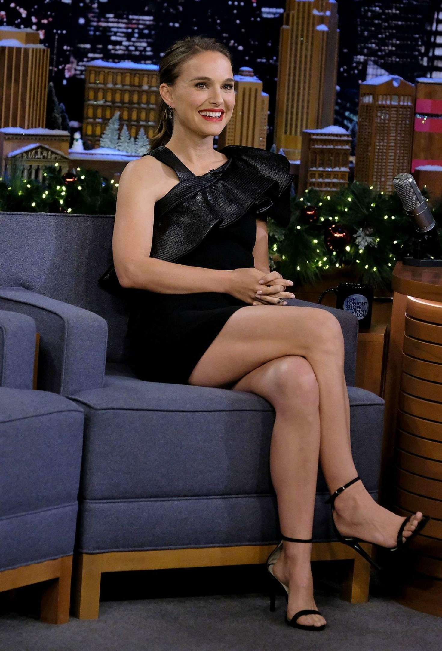 Natalie Portman 2018 : Natalie Portman: The Tonight Show Starring Jimmy Fallon -04