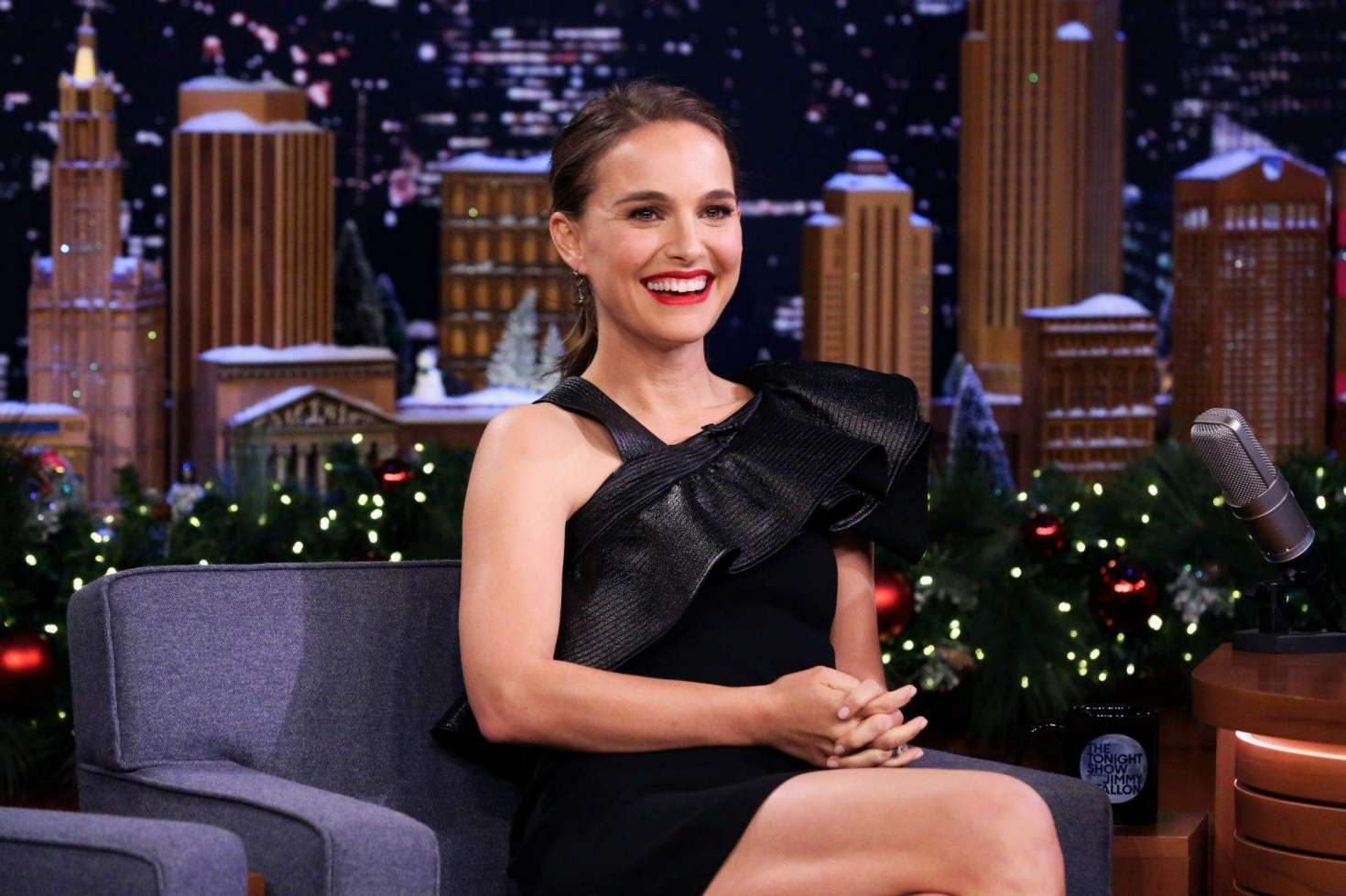 Natalie Portman 2018 : Natalie Portman: The Tonight Show Starring Jimmy Fallon -05