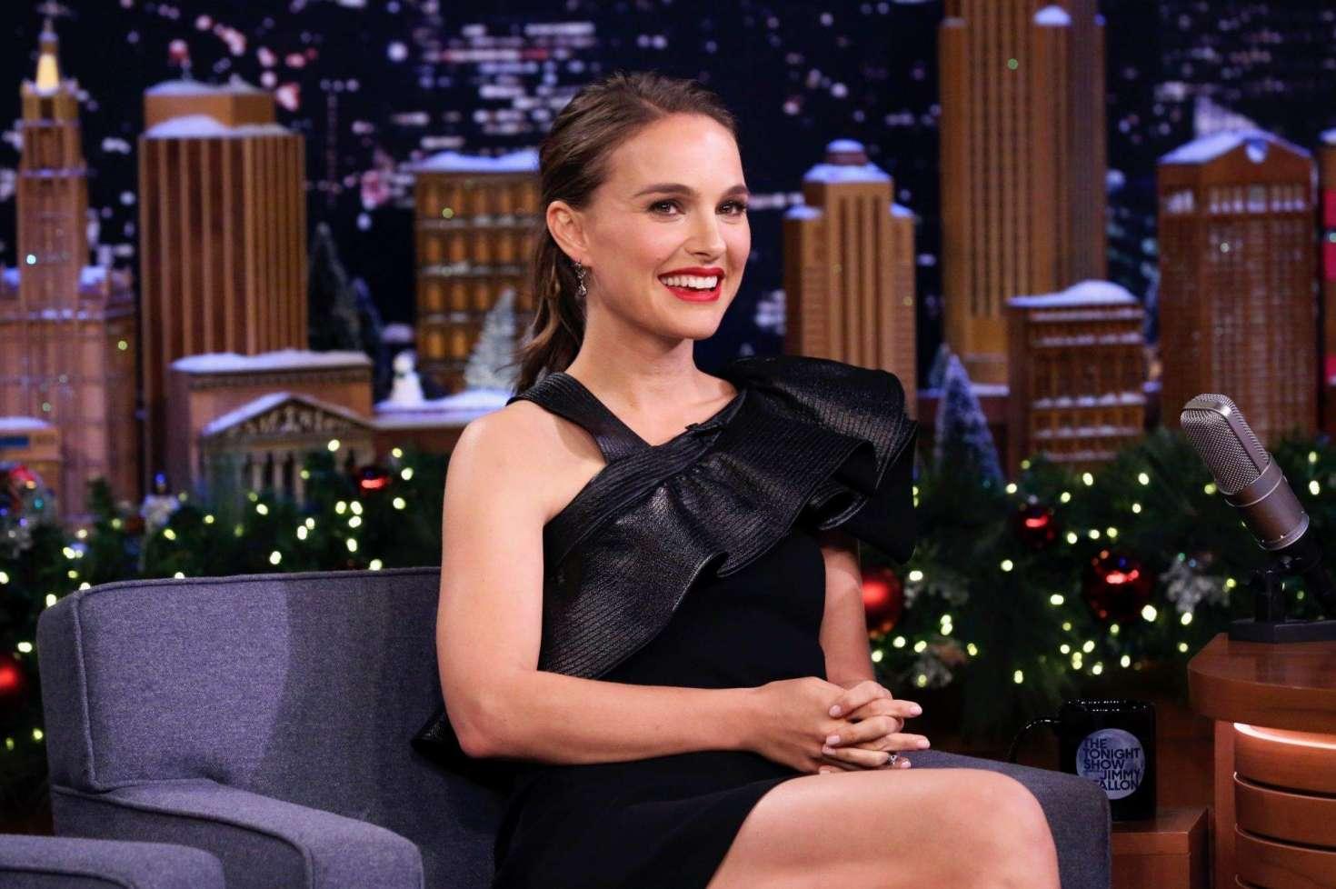 Natalie Portman 2018 : Natalie Portman: The Tonight Show Starring Jimmy Fallon -06