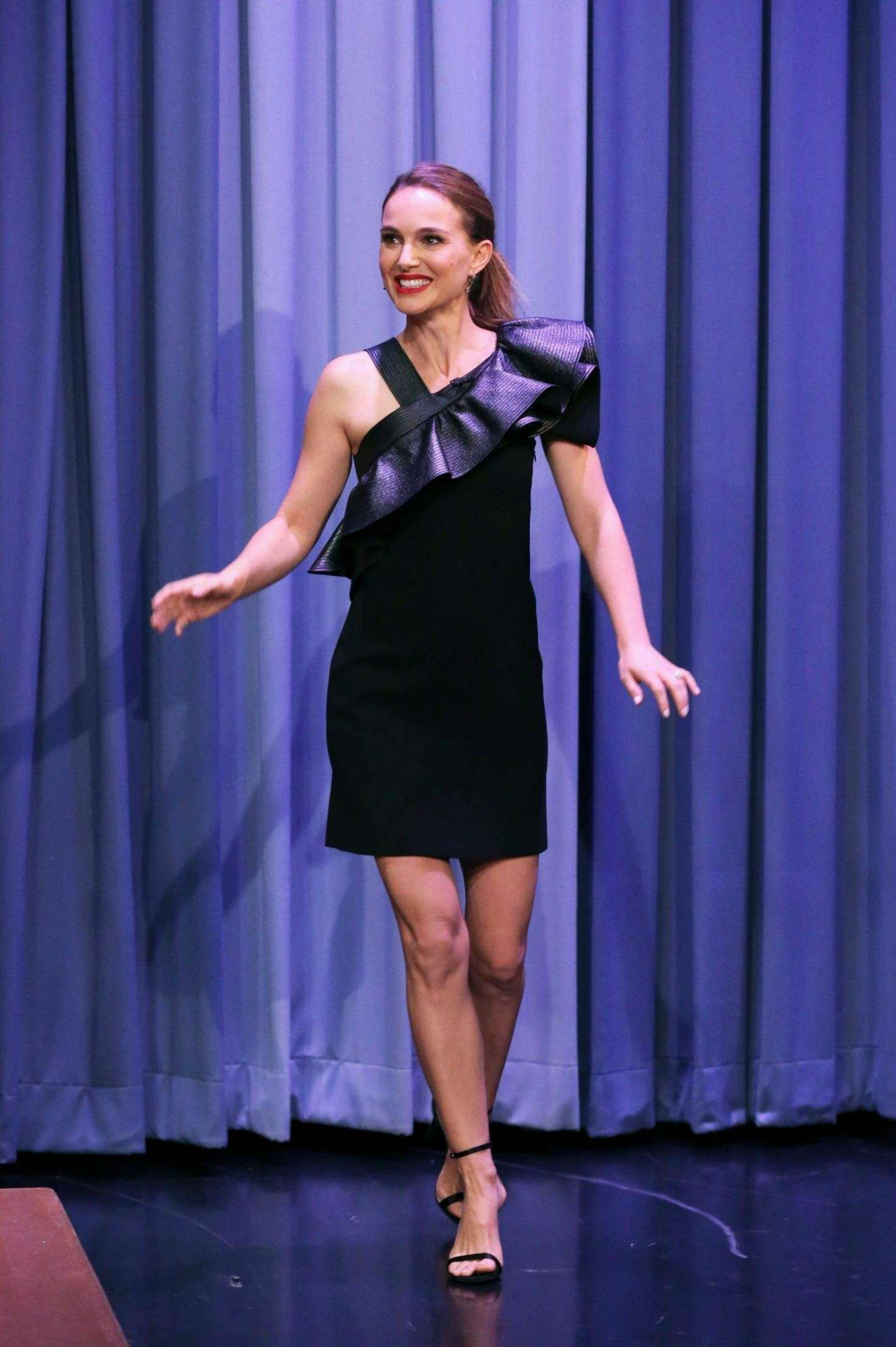 Natalie Portman 2018 : Natalie Portman: The Tonight Show Starring Jimmy Fallon -07